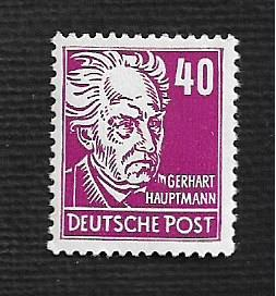 Germany Hinged Scott #10N40 Catalog Value $4.00