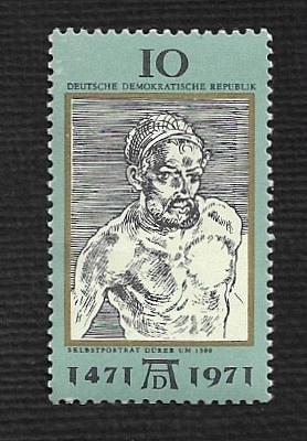 German DDR MNH Scott #1298 Catalog Value $.25