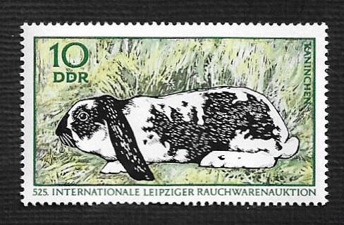 German DDR MNH Scott #1172 Catalog Value $.25