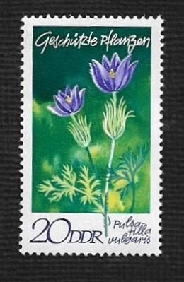 German DDR MNH Scott #1195 Catalog Value $.25