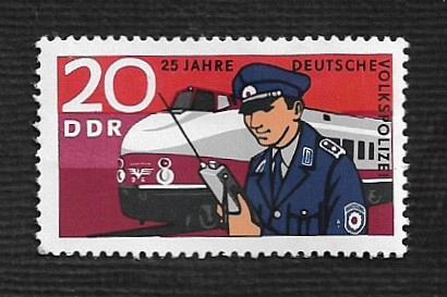German DDR MNH Scott #1213 Catalog Value $.25