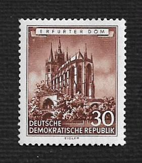 Germany DDR MNH Scott #269 Catalog Value $6.00