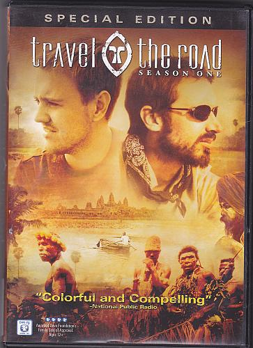 Travel the Road Complete 1st Season DVD 2006, 4-Disc Set - Very Good