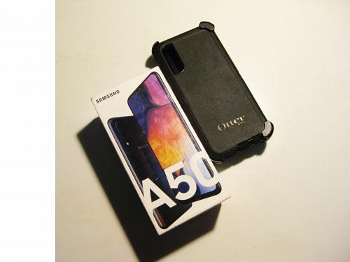 9/10 64gb Unlocked Verizon Samsung A50 Deal! Wrnty 6/21