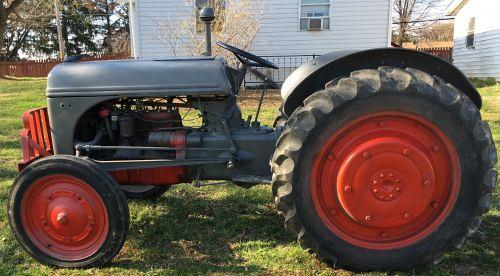 1941 Ford N9 Tractor