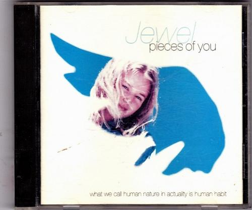 Pieces of You by Jewel CD 1994 - Good