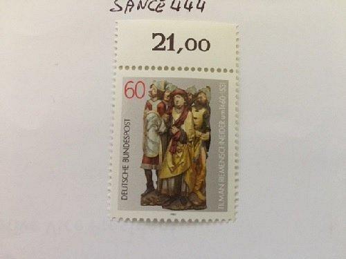 Germany Tilman Riemenschneider mnh 1981 stamps