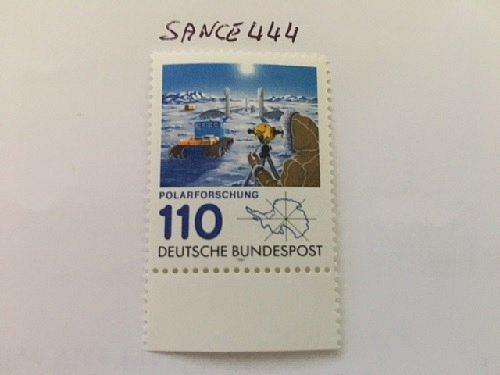 Germany Antarctic research mnh 1981 stamps