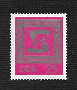 German DDR MNH Scott #1153 Catalog Value $1.10