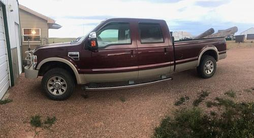 2008 Ford F-350 Super Duty King Ranch Pickup