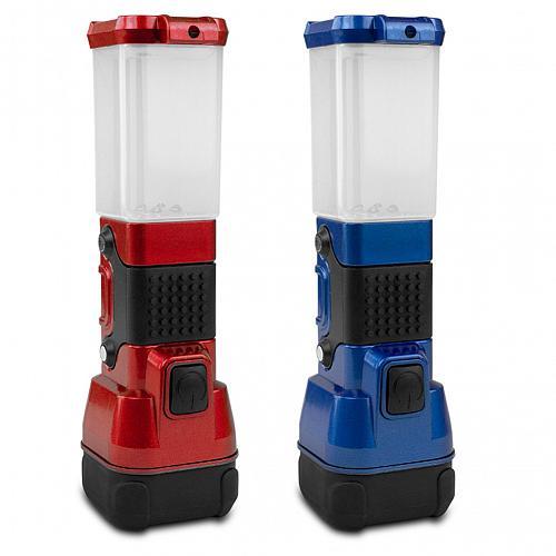 Bright 3-in-1 LED Lantern, Flashlight & Night Light (Random Colors)