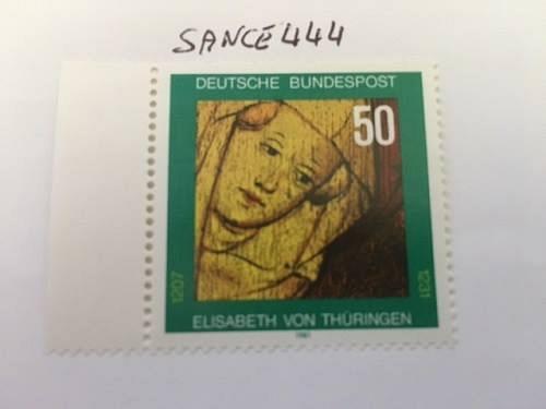 Germany St. Elisabeth mnh 1981 stamps