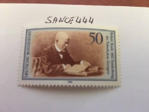 Germany Robert Koch mnh 1982 stamps
