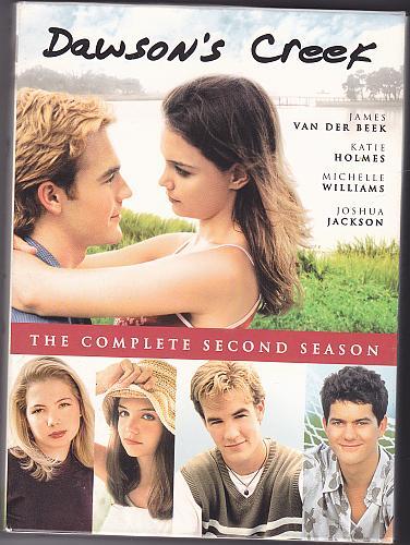 Dawsons Creek - Complete 2nd Season 2003 DVD 4-Disc Set - Very Good