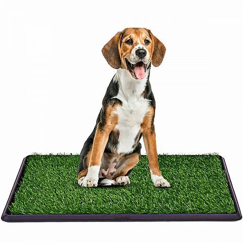 Utility Puppy Pet Potty Train Pee Dog Grass Pad