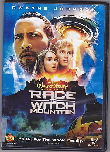 Race to Witch Mountain DVD Widescreen 2009 - Very Good