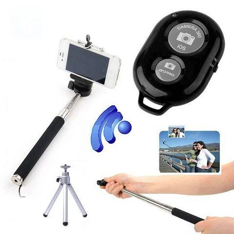 Bluetooth Handheld Selfie Stick