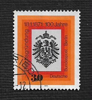 Germany Used Scott #9N304 Catalog Value $.45
