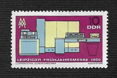 German DDR MNH Scott #811 Catalog Value $.25