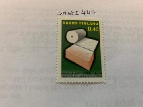 Finland Wood industry 1968 mnh stamps