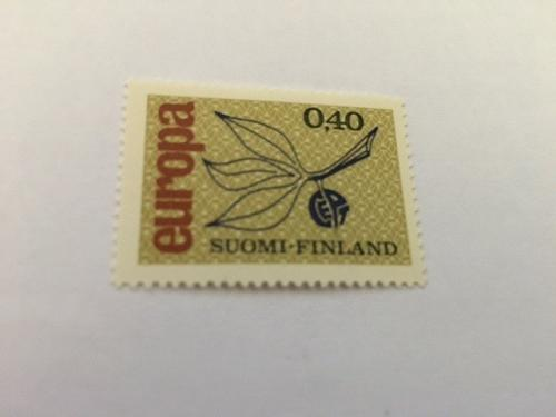 Finland Europa 1965 mnh stamps