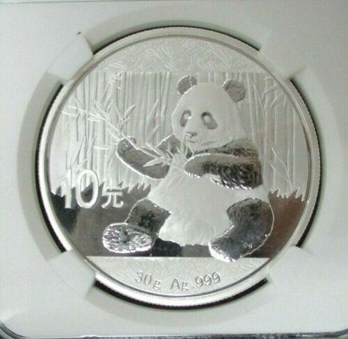 United States beautiful silverade Panda souvenir coin new