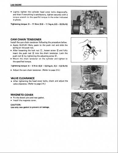 1990-2002 Suzuki LT160E / LT-F160 QuadRunner ATV Service Manual on a CD