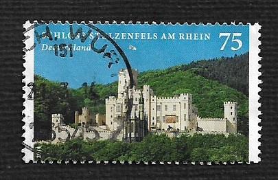 German Used Scott #2769 Catalog Value $1.10