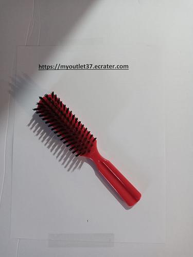 Brittny Professional HAIR BRUSH - Red