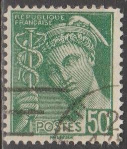 [FR0365] France Sc. no. 365 (1939) Used