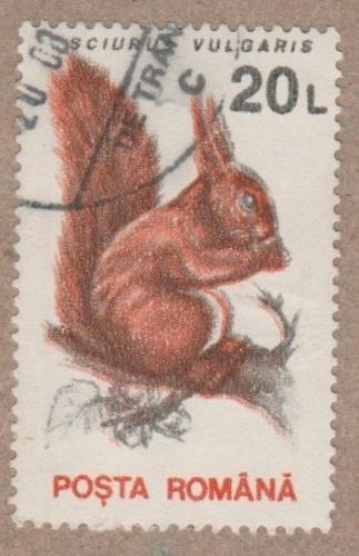 [RO3837] Romania Sc. no. 3837 (1993) CTO