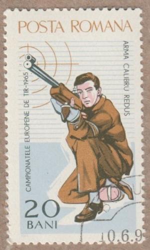 [RO1748] Romania: Sc. no. 1748 (1965) CTO
