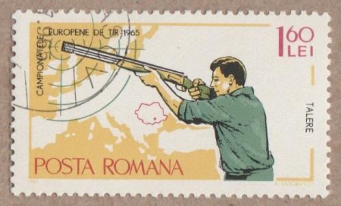 [RO1752] Romania: Sc. no. 1752 (1965) CTO