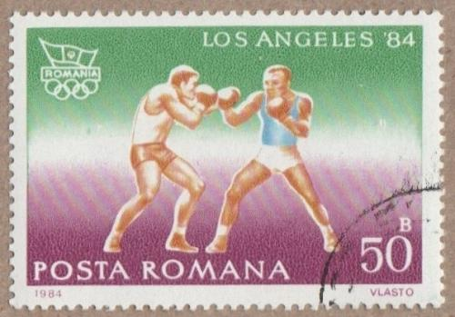 [RO3202] Romania: Sc. no. 3202 (1984) CTO