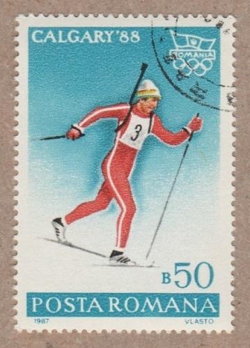 [RO3487] Romania: Sc. no. 3487 (1988) CTO