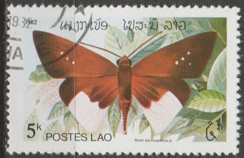 [LA0390] Laos Sc. no. 390 (1982) CTO