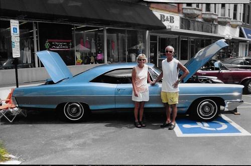 1966 Pontiac Star Chief Executive 2 Door Hardtop For Sale In Streator, Illinois 6136