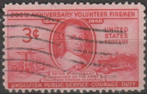 [US0971] United States: Sc. no. 971 (1948) Used Single
