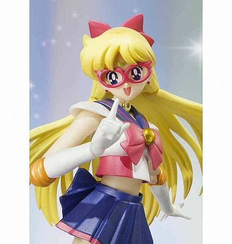 Figuarts Sailor V Moon Action Figure