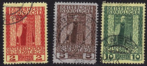 ÖSTERREICH AUSTRIA [Levante] MiNr 0053 ex ( O/used ) [01]