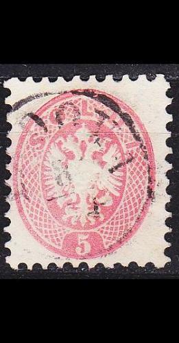 ÖSTERREICH AUSTRIA [Lombardei] MiNr 0021 ( O/used )