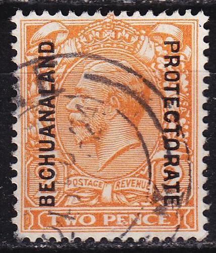 BETSCHUANALAND [1913] MiNr 0063 ( O/used ) [01]