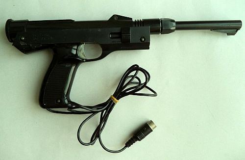 Radofin Gun Rifle Controller Pistol Shooting for Original TV Game. Tested