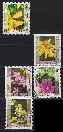 SCHWEIZ SWITZERLAND [2003] MiNr 1820 A ex ( O/used ) [01] Blumen