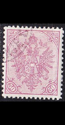 ÖSTERREICH AUSTRIA [BosHerz] MiNr 0020 Ax ( O/used )