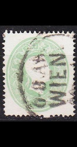 ÖSTERREICH AUSTRIA [1860] MiNr 0019 ( O/used ) [01]
