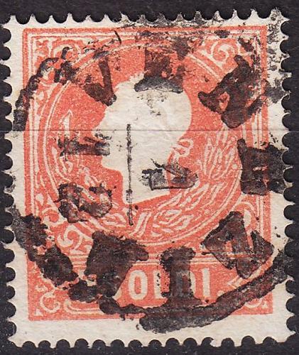 ÖSTERREICH AUSTRIA [Lombardei] MiNr 0009 II ( O/used )