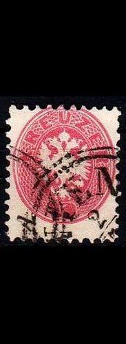 ÖSTERREICH AUSTRIA [1863] MiNr 0026 ( O/used )