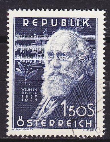 ÖSTERREICH AUSTRIA [1951] MiNr 0967 ( O/used )