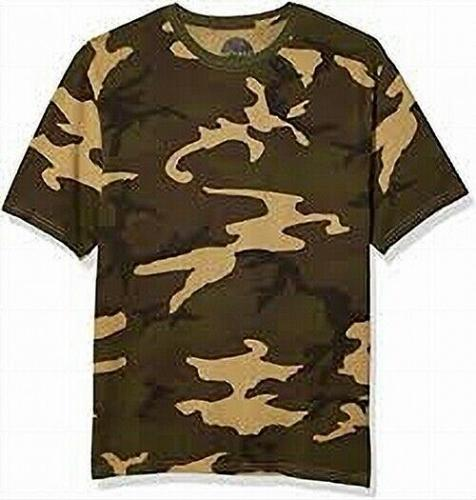 Men's Sunset Wash By Lucky Brand Camo Cotton Shirt